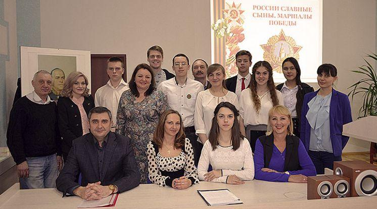 К годовщине освобождения Ставрополья