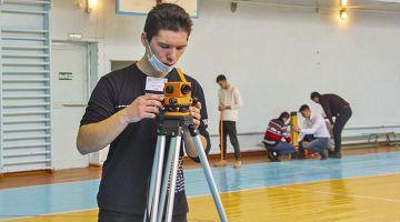 Региональный этап Всероссийской олимпиады профессионального мастерства по направлению 08.00.00 Техника и технологии строительства
