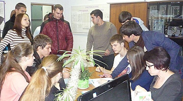 Заседание Совета строительного отделения