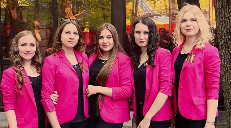 Промышленный район Ставрополя отметил 40-летие