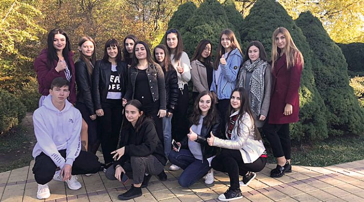 Экскурсия в Ставропольский ботанический сад