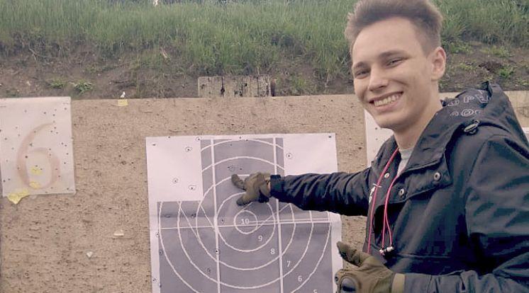 Стрельбы из автомата