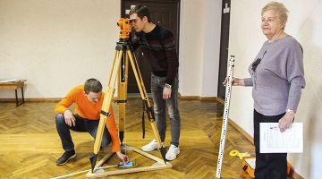 Начальный этап Всероссийской олимпиады по профильному направлению 08.00.00 Техника и технологии строительства