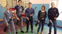 Соревнования по стрельбе городской Спартакиады