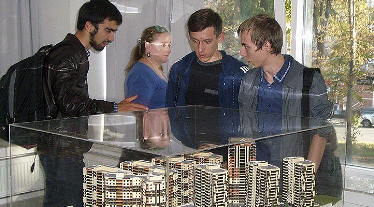 Архитектурная выставка «Ставрополь-2016»