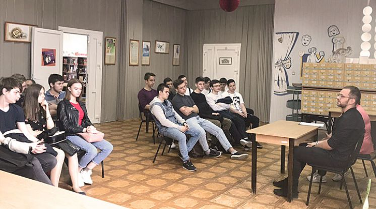 Заседание спикер-студии «Час пик»