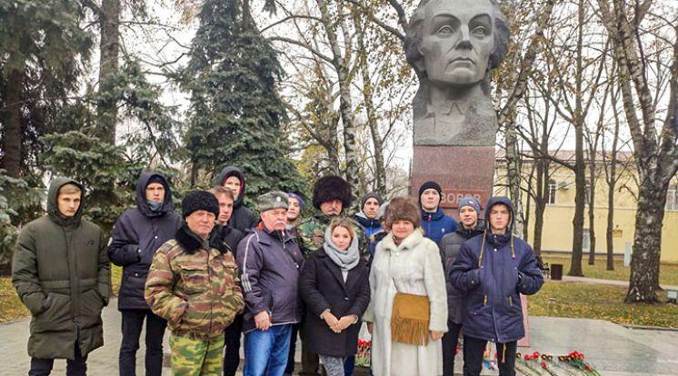 Памяти А. В. Суворова