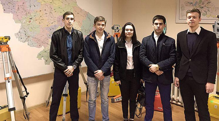 WorldSkills по компетенции «Геодезия»