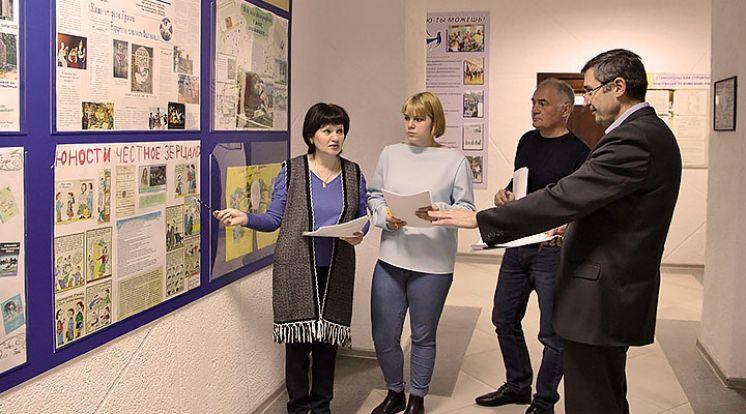 Итоги конкурса литературных газет