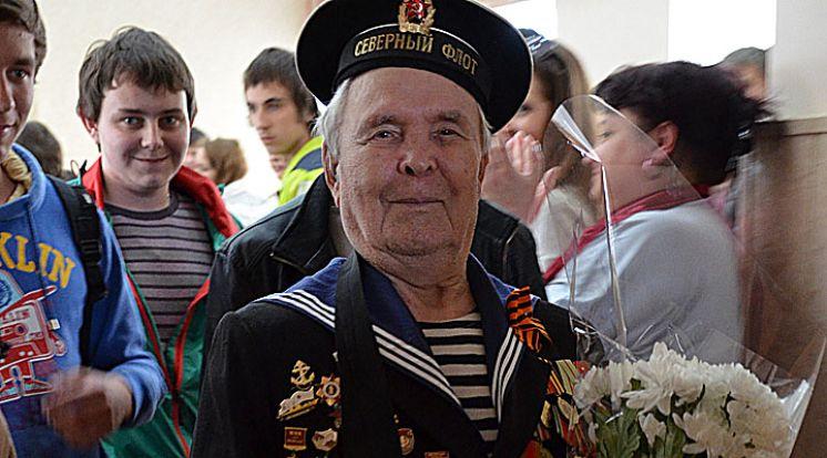 Концерт к 69-летию Победы!