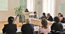Заседание регионального УМО