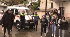 Тренировка эвакуации