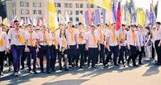 Парад Российского студенчества