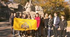 Урок-экскурсия, посвящённый 100-летию начала Гражданской войны