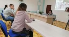 Встреча студентов с врачом